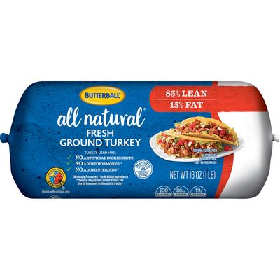 Butterball All Natural Fresh Ground Turkey