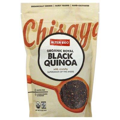 Alter Eco Organic Royal Black Quinoa