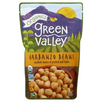 Green Valley Organics Organics Garbanzo Beans