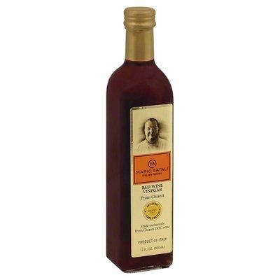 Mario Batali Vinegar, Red Wine, Bottle