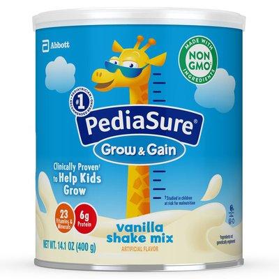 PediaSure Non-GMO Shake Mix Powder