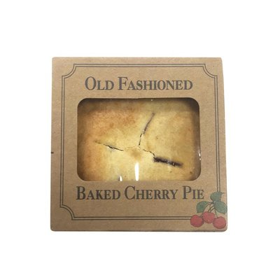 """Table Talk Old Fashioned Baked Cherry Pie 4"""""""