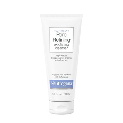 Neutrogena® Pore Refining Exfoliating Cleanser