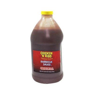 Chicken 'N' Ribs Barbecue Sauce, Original