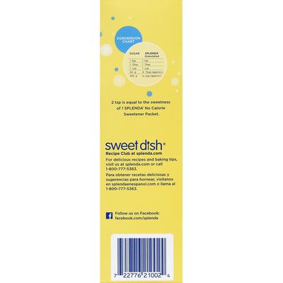 Splenda Sweetener, Granulated