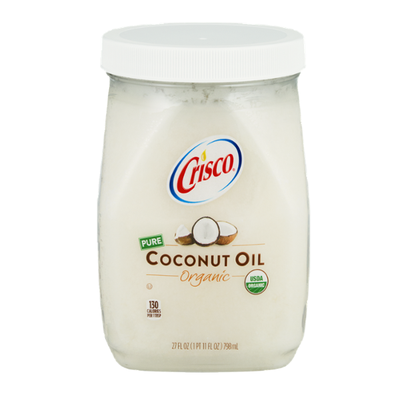 Crisco Refined Organic Coconut Oi
