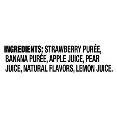Simply Smoothies Strawberry Banana Juice 100 Bottle