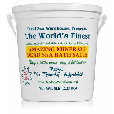 Dead Sea Warehouse Bath Salts, Dead Sea Magic Mineral
