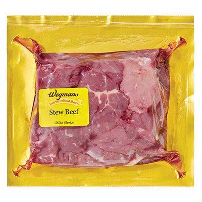 Wegmans Boneless Beef for Stew