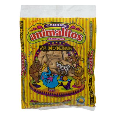 La Moderna Cookies Animalitos