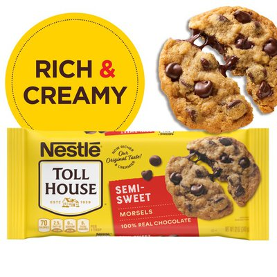 Toll House Semi Sweet Chocolate Chips