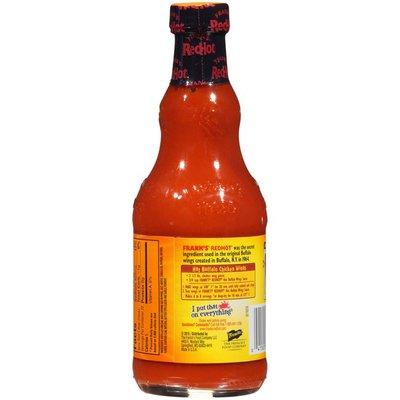 Frank's RedHot® Hot Buffalo Wings Hot Sauce