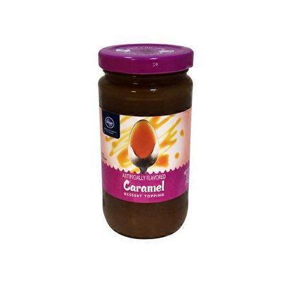 Kroger Caramel Dessert Topping