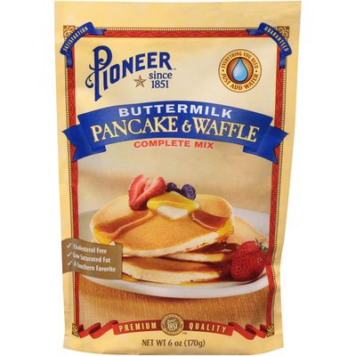 Pioneer Complete Buttermilk Pancake & Waffle Mix