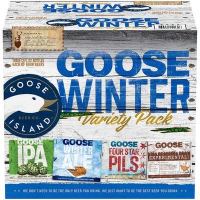 Goose Seasonal Variety Pack