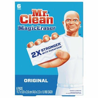Mr. Clean Original, Cleaning Pads With Durafoam