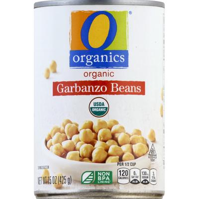 O Organics Garbanzo Beans, Organic