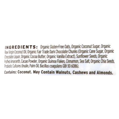 Purely Elizabeth Probiotic Granola, Grain Free, Chocolate Sea Salt + Probiotics