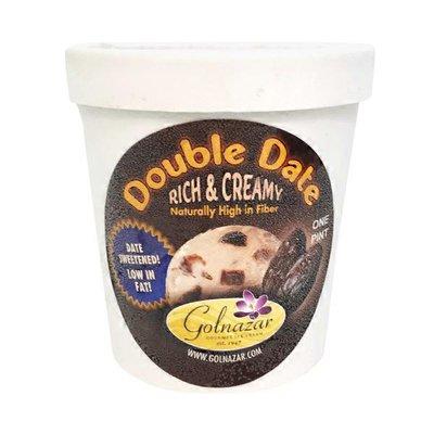 Golnazar Double Date Ice Cream