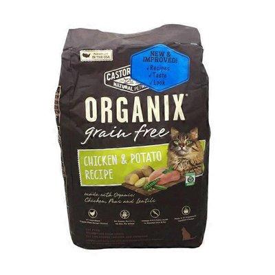 Castor & Pollux Organix Grain Free Chicken & Potato Recipe Cat Food