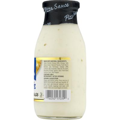 Paesana Pizza Sauce, New York's White