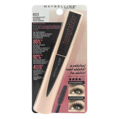 Maybelline Washable Mascara Brownish Black