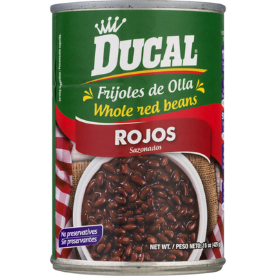 Ducal Whole Red Beans