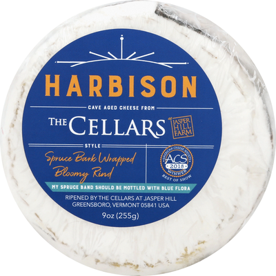 Jasper Hill Farm Cheese, Harbison