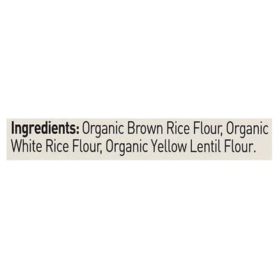 bionaturae Rice & Lentil Pasta, Gluten Free, Spaghetti