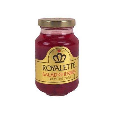 Royalette Red Salad Cherries