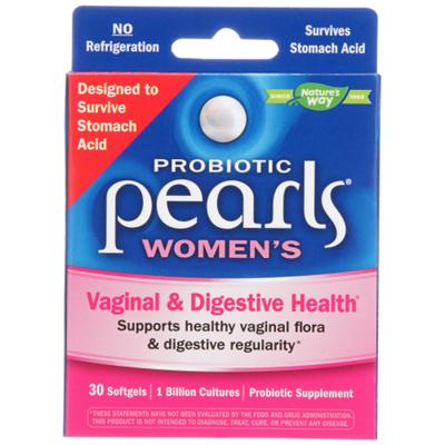 Nature's Way Probiotic Pearls® Women's