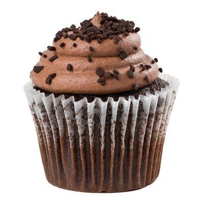 Uniced Chocolate Cupcakes