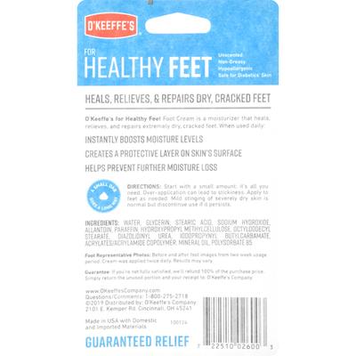 O'Keeffe's Foot Cream