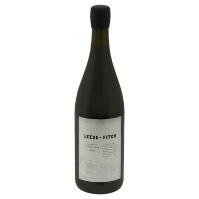 Leese Fitch Pinot Noir, California