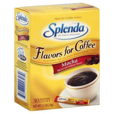 Splenda No Calorie Sweetener, Mocha