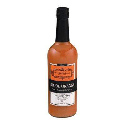 Powell & Mahoney Cocktail Mixer Blood Orange