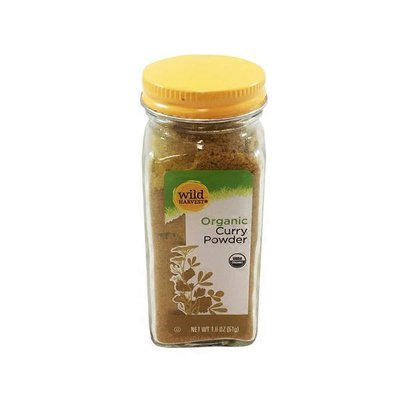 Wild Harvest Organic Curry Powder