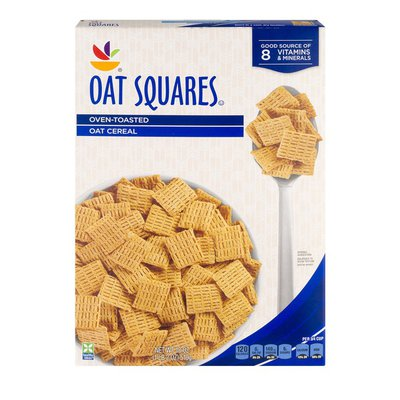 SB Oven-Toasted Cereal Oat Squares