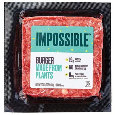 Impossible Foods Impossible™ Burger