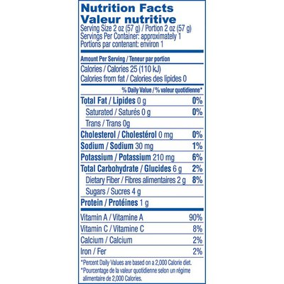 Bolthouse Farms Conventional Snack Pack