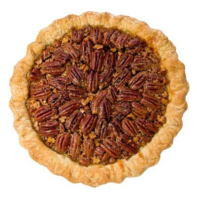 """6"""" Sweet Potato Pecan Pie"""