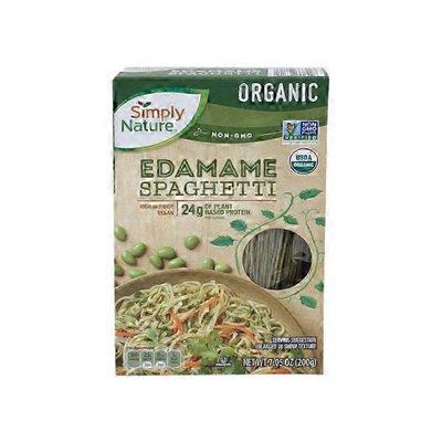 Simply Nature Organic Edamame Spaghetti
