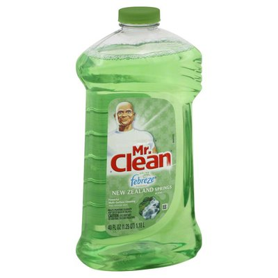 Mr. Clean Multi-Purpose Cleaner, with Febreze Freshness, New Zealand Springs Scent