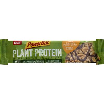 PowerBar Snack Bar, Nourishing, Dark Chocolate Peanut Butter
