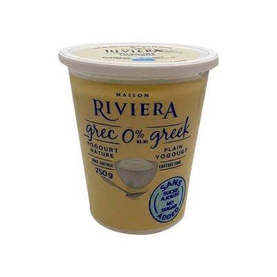 Riviera 0% Greek Plain