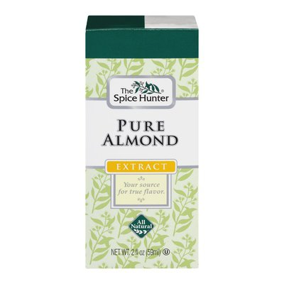 The Spice Hunter Pure Almond Extract