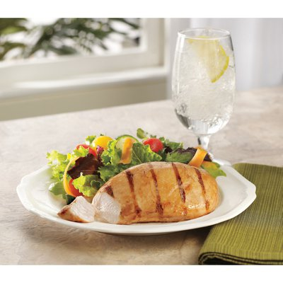 Tyson Grilled And Ready Fully Cooked Organic Premium Grilled Chicken Breasts