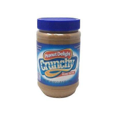 Peanut Delight Crunchy Peanut Butter