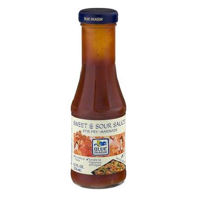Blue Dragon Sweet & Sour Sauce Stir Fry - Marinade