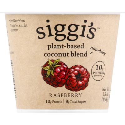 Siggi's Raspberry Plant Based Coconut Blend